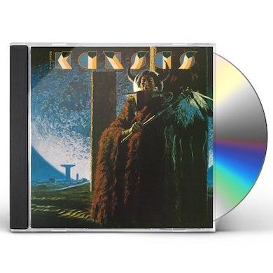 Kansas MONOLITH CD