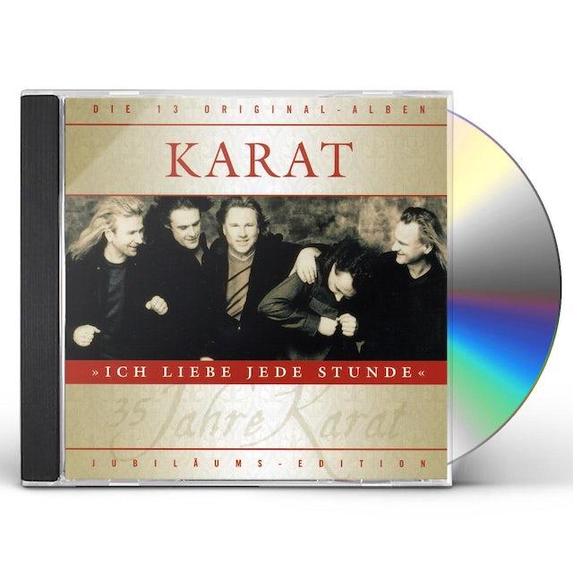 Karat ICH LIEBE JEDE STUNDE CD