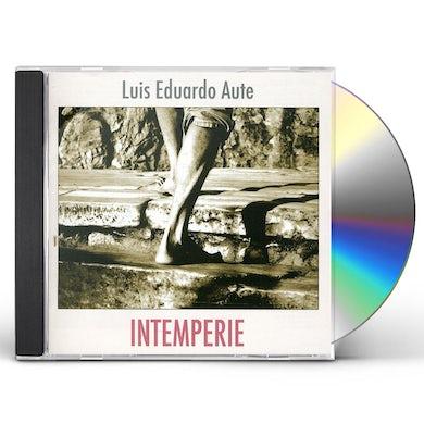 Luis Eduardo Aute INTEMPERIE CD