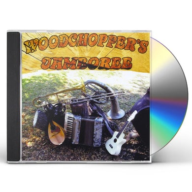 Limpopo WOODCHOPPERS JAMBOREE CD