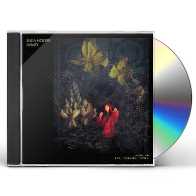 Julia Holter AVIARY CD