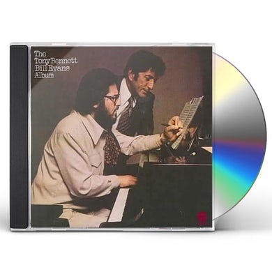 TONY BENNETT & BILL EVANS ALBUM CD