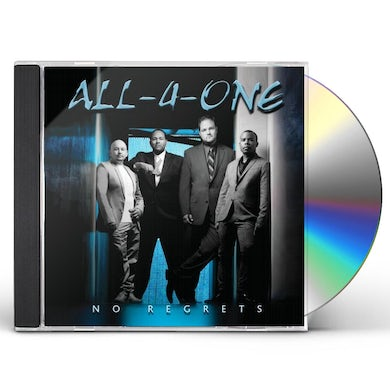 All-4-one NO REGRETS CD