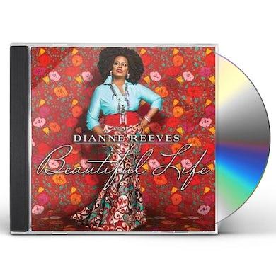 Diane Reeves BEAUTIFUL LIFE CD