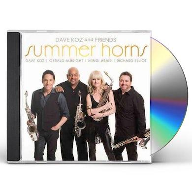 Dave Koz SUMMER HORNS CD