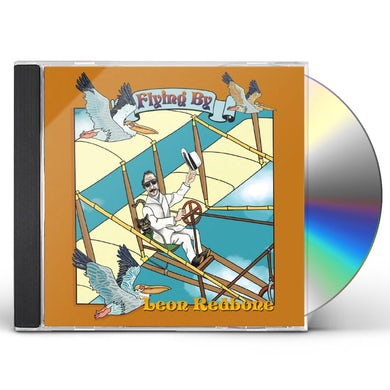 Leon Redbone FLYING BY CD
