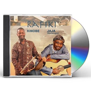 Kinobe RAFIKI CD