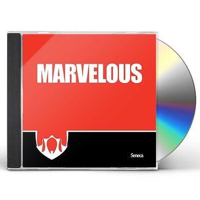 Seneca MARVELOUS CD