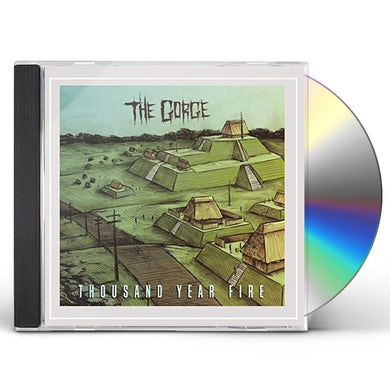 Gorge THOUSAND YEAR FIRE CD