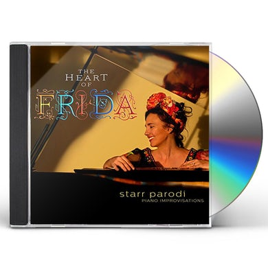 Starr Parodi HEART OF FRIDA CD