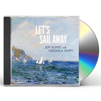 Jeff Rupert LET'S SAIL AWAY CD