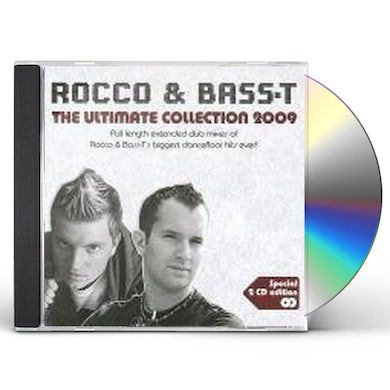 Rocco & Bass-T ULTIMATE COLLECTION 2009 CD