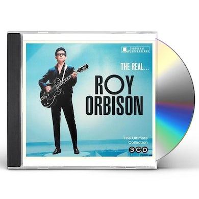 REAL ROY ORBISON CD