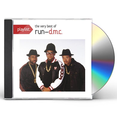 Run DMC PLAYLIST: VERY BEST OF CD