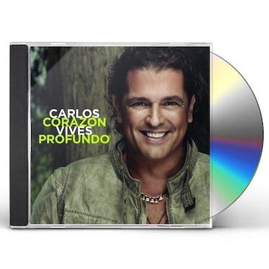 Carlos Vives CORAZON PROFUNDO CD