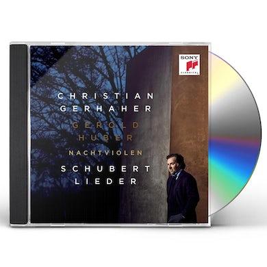 Christian Gerhaher NACHTVIOLEN CD
