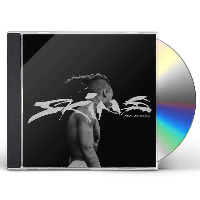 Xxxtentacion SKINS CD
