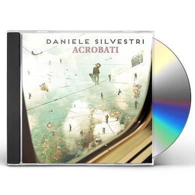 Daniele Silvestri ACROBATI CD