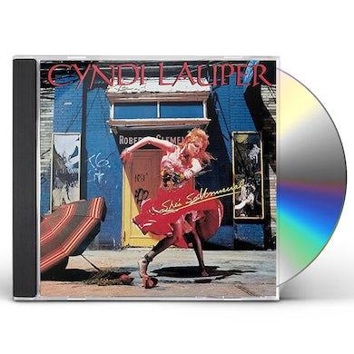 Cyndi Lauper SHE'S SO UNUSUAL (GOLD SERIES) CD