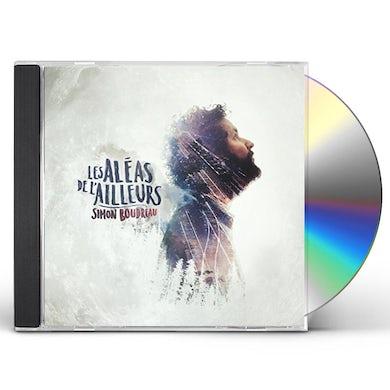 Simon Boudreau LES ALEAS DE L'AILLEURS CD
