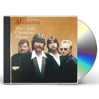 Alabama CLASSIC CHRISTMAS ALBUM CD