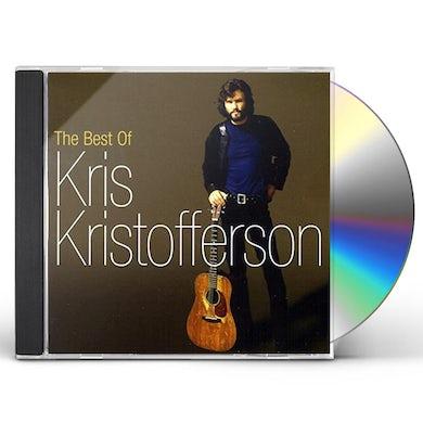 VERY BEST OF KRIS KRISTOFFERSON (GOLD SERIES) CD