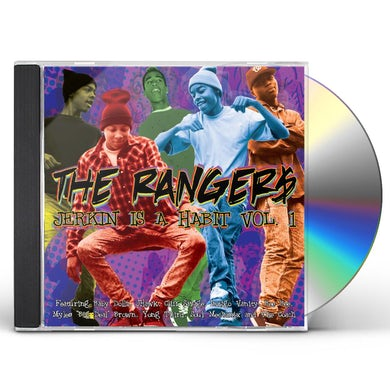 Rangers JERKIN IS A HABIT 1 CD