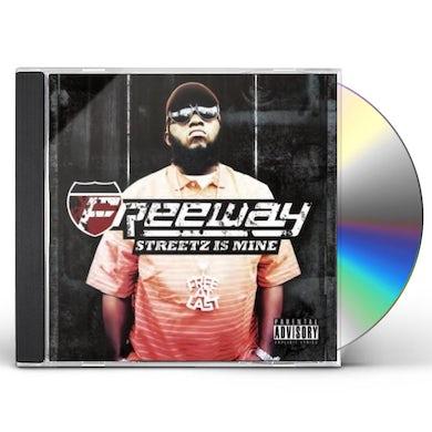 STREETZ IS MINE CD