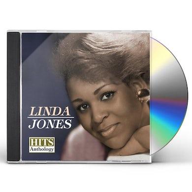 Linda Jones HITS ANTHOLOGY CD