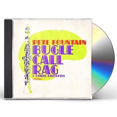 Pete Fountain BUGLE CALL RAG & OTHER FAVORITES CD