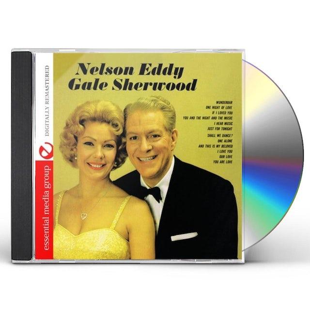 Nelson Eddy GALE SHERWOOD CD
