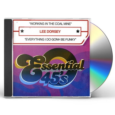 Lee Dorsey WORKING IN THE COAL MINE CD