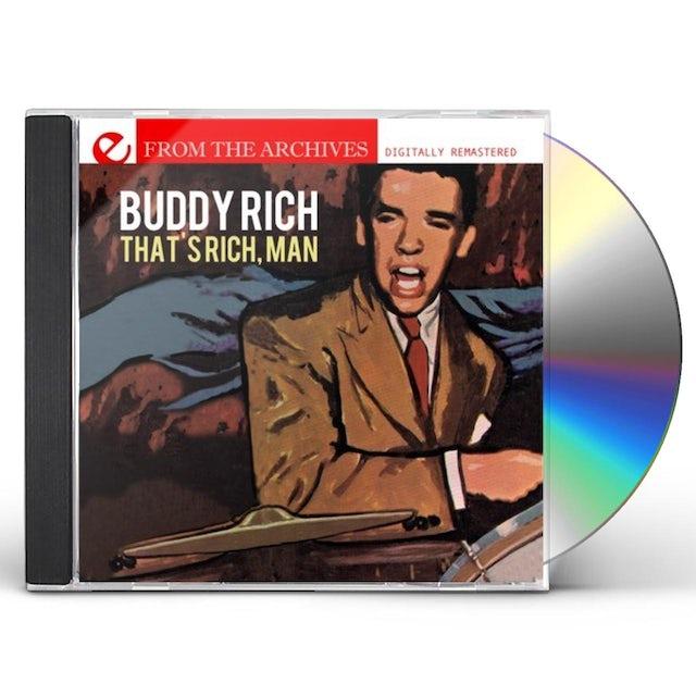 Buddy Rich THAT'S RICH MAN CD