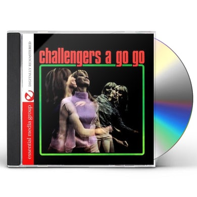 Challengers A GO GO CD