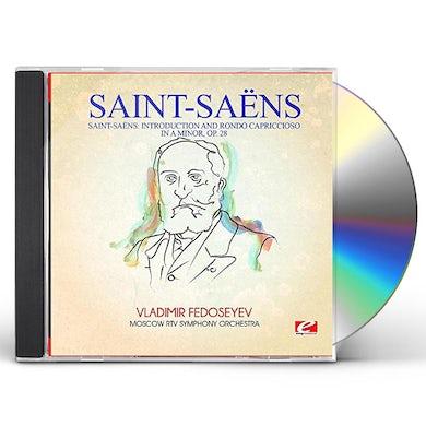 Saint-Saens INTRODUCTION & RONDO CAPRICCIOSO IN A MINOR OP. 28 CD