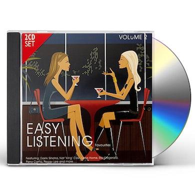 VOL. 2-EASY LISTENING CD