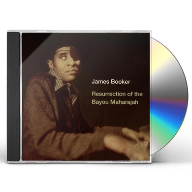 James Booker RESURRECTION OF BAYOU MAHARAJAH CD