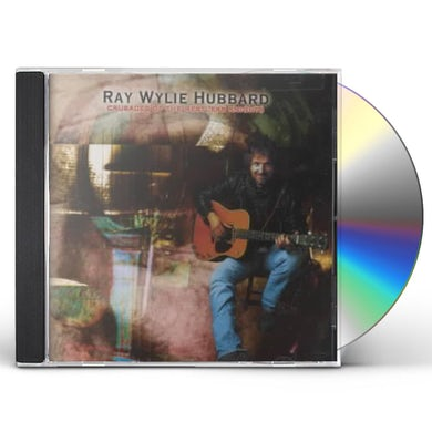 Ray Wylie Hubbard CRUSADES OF THE RESTLESS NIGHTS CD