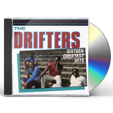 Drifters 16 GREATEST HITS CD