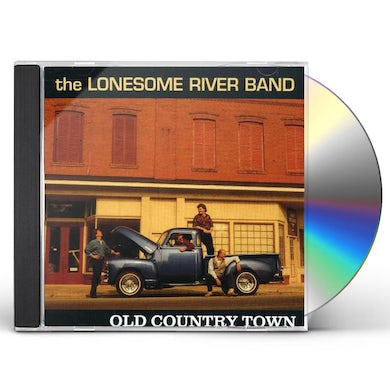 Lonesome River Band OLD TOWN CD