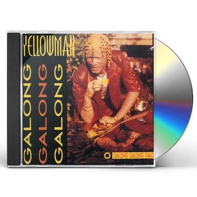 Yellowman GALONG GALONG GALONG CD