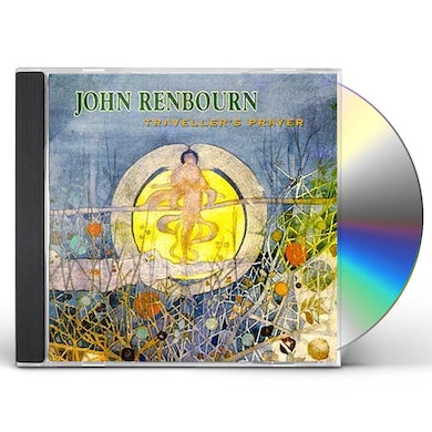 John Renbourn TRAVELER'S PRAYER CD