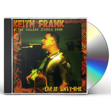 Keith Frank LIVE AT SLIM'S Y-KI-KI CD