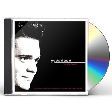 Michael Bublé TOTALLY BUBLE CD
