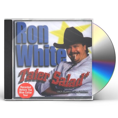Ron White TATER SALAD CD