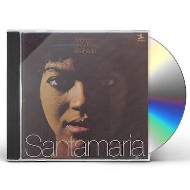 Mongo Santamaria AFRO ROOTS CD