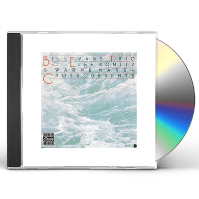 Bill Evans Trio CROSSCURRENTS CD