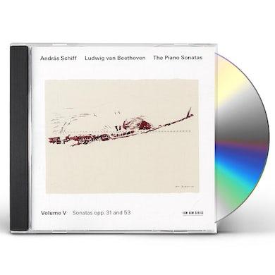 Andras Schiff PIANO SONATAS 5 CD