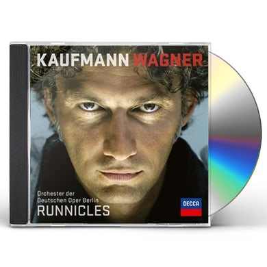 Jonas Kaufmann WAGNER CD