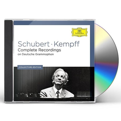 COLL ED: SCHUBERT - KEMPFF COMPLETE RECORDINGS ON CD